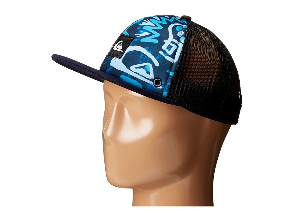 Quiksilver - Boardies Hat (Neon Blue) Caps