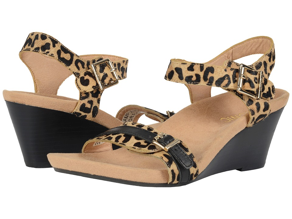VIONIC - Laurie (Leopard) Women's Sandals
