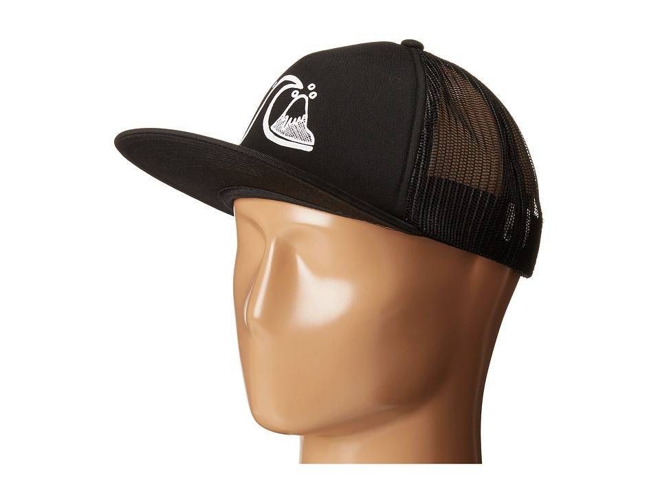 Quiksilver - The Trucker Hat (Black) Caps