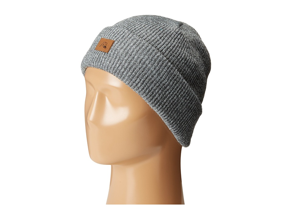 Quiksilver - The Beanie Hat (Light Grey Heather) Beanies