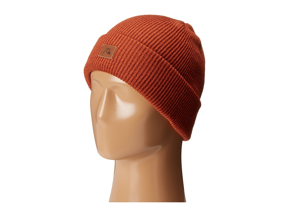 Quiksilver - The Beanie Hat (Baked Clay) Beanies