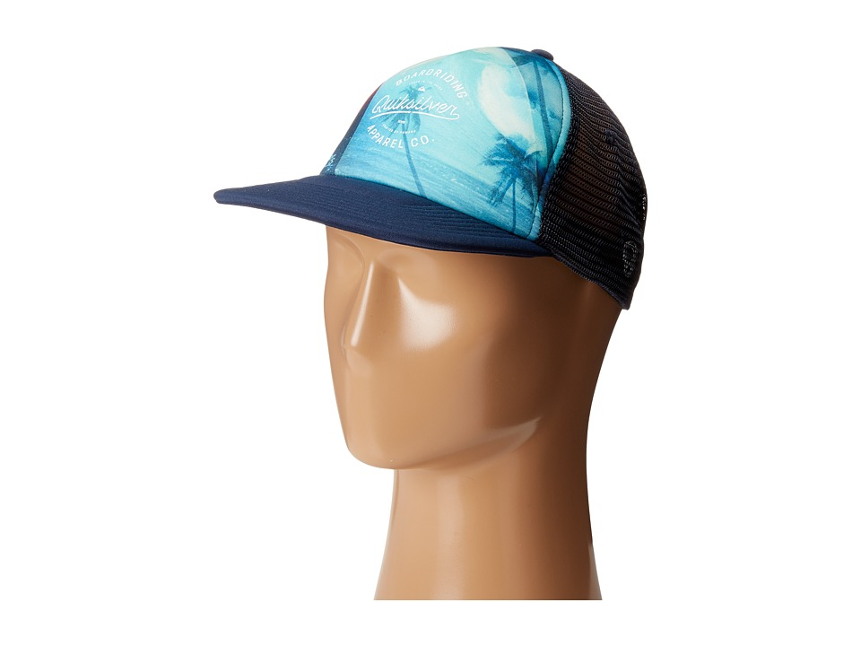 Quiksilver - Visionary Hat (Navy Blazer) Caps