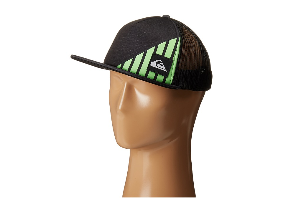 Quiksilver - New Wave Comp Hat (Black) Caps