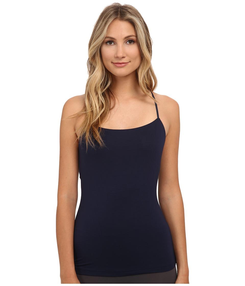 Cosabella - Talco Thin Strap Racerback Cami (Navy Blue) Women's Sleeveless