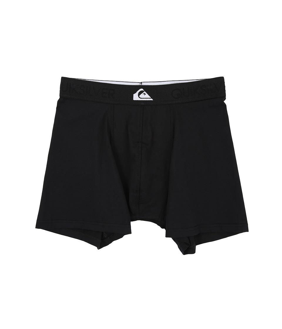 Quiksilver - Imposter Boxer (Black) Men's Underwear