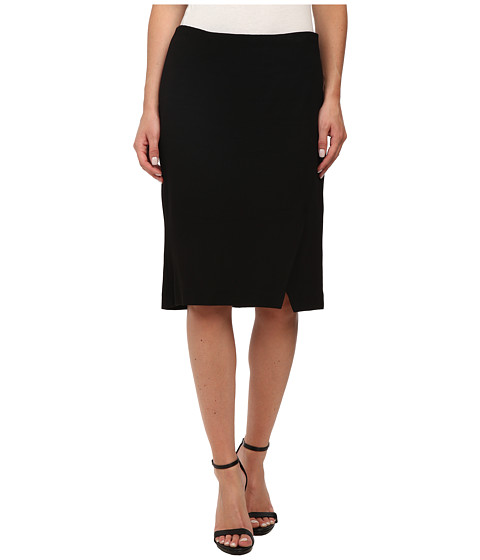 Nine West - Siro Ponte Skirt (Black) Women