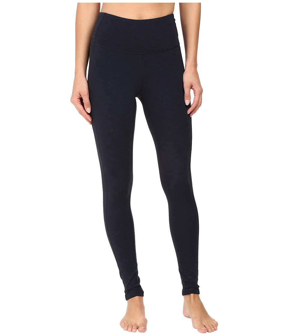 Lucy - Perfect Core Legging (Lucy Navy Heather) Women's Workout