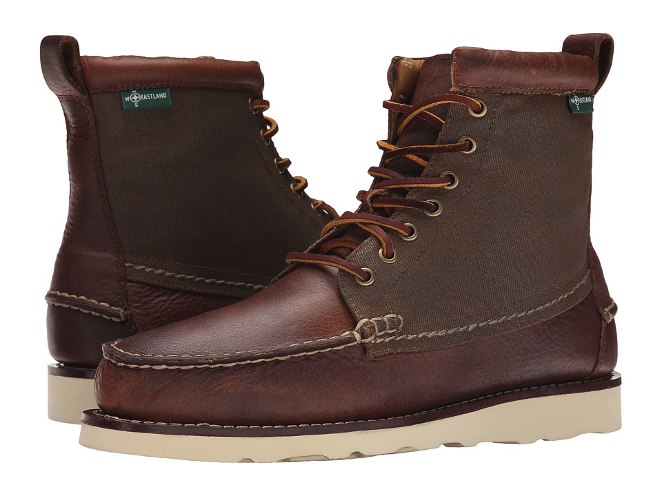Eastland 1955 Edition - Sherman 1955 (Dark Tan) Men's Lace-up Boots