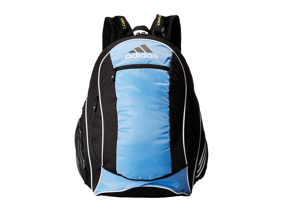 adidas - Estadio Team Backpack II (Collegiate Light Blue) Backpack Bags