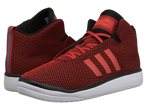 adidas Originals - Veritas Mid (Red/White) Men
