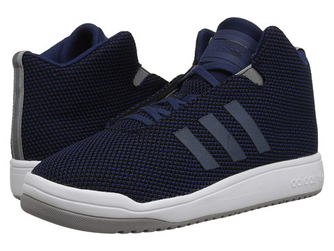 adidas Originals - Veritas Mid (Dark Blue/Dark Blue) Men's Shoes