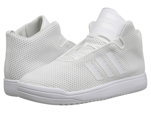 adidas Originals - Veritas Mid (White/White) Men's Shoes