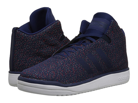 adidas Originals - Veritas Mid Weave (Night Sky/Navy/White) Men