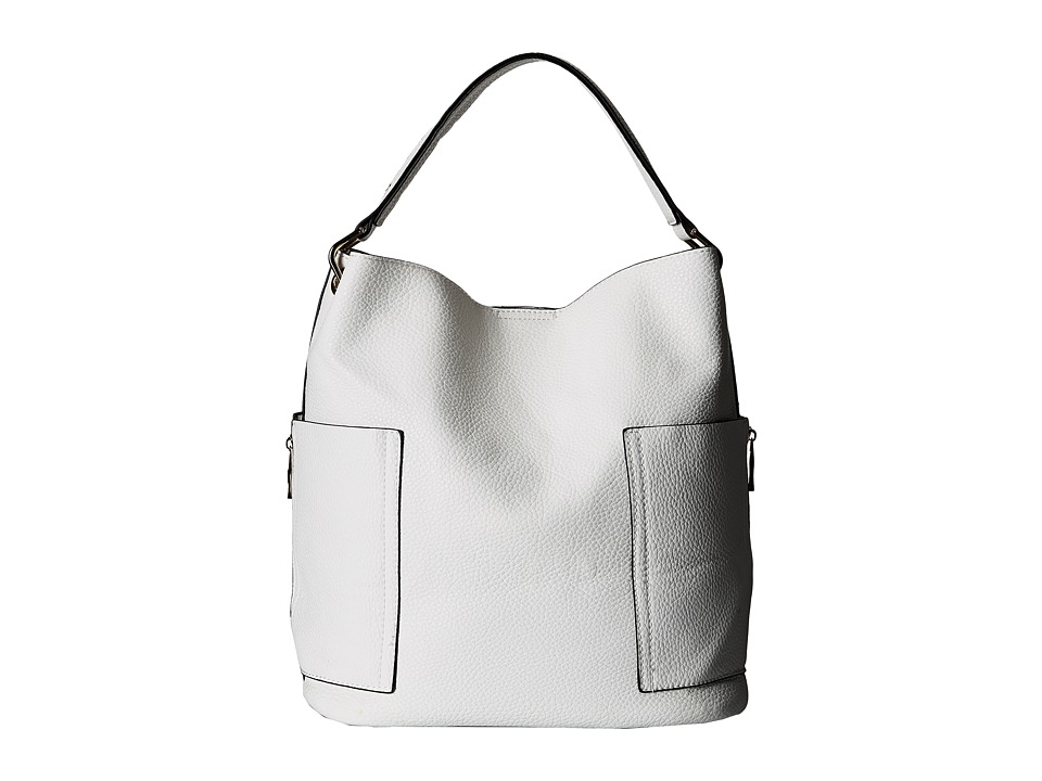 Gabriella Rocha - Violet Hobo Purse (White) Hobo Handbags