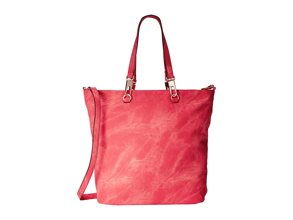 Gabriella Rocha - Cara Washed Tote (Red) Tote Handbags
