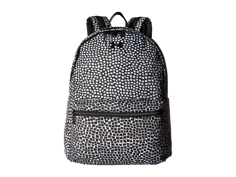 Under Armour - UA Favorite Backpack (Black/White/Black) Backpack Bags