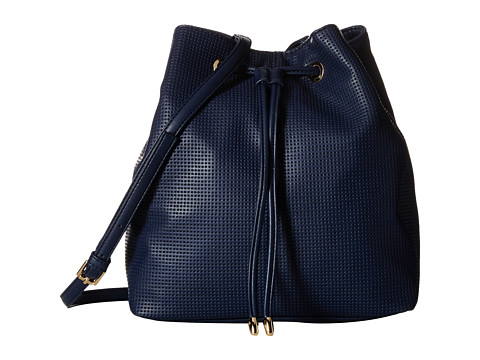 Deux Lux - Downtown Messenger (Navy) Messenger Bags