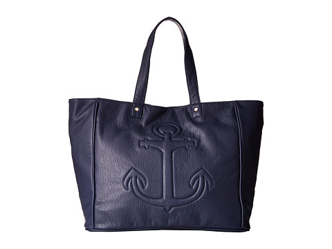 Deux Lux - Port Tote (Navy) Tote Handbags