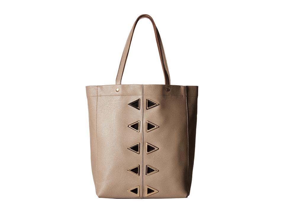 Deux Lux - Pia Tote (Mocha) Tote Handbags