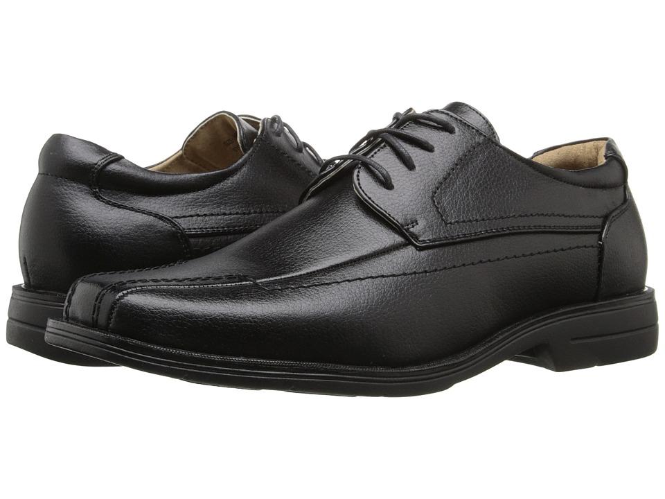 Image of Antonio Zengara - Closter (Black) Men's Lace up casual Shoes