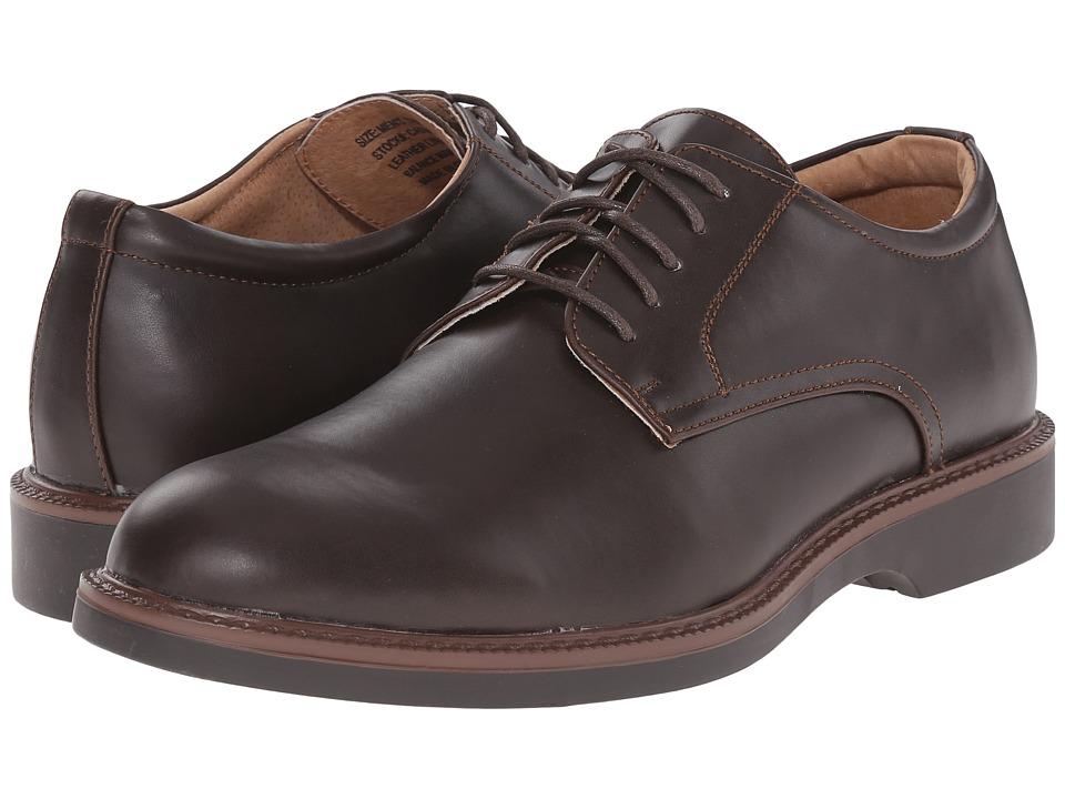 Image of Antonio Zengara - Cadwell (Dark Brown) Men's Lace up casual Shoes