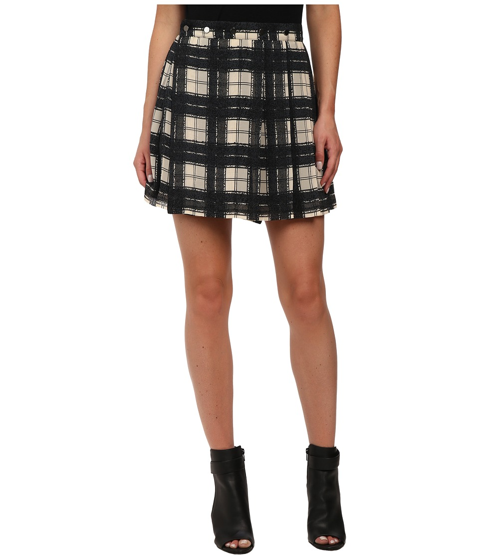 Diesel - O-Ned Skirt (Silver/Grey) Women's Skirt