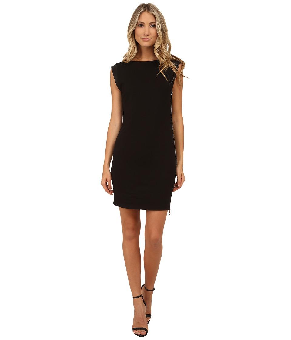 Diesel - D-Annina Dress (Black) Women's Dress