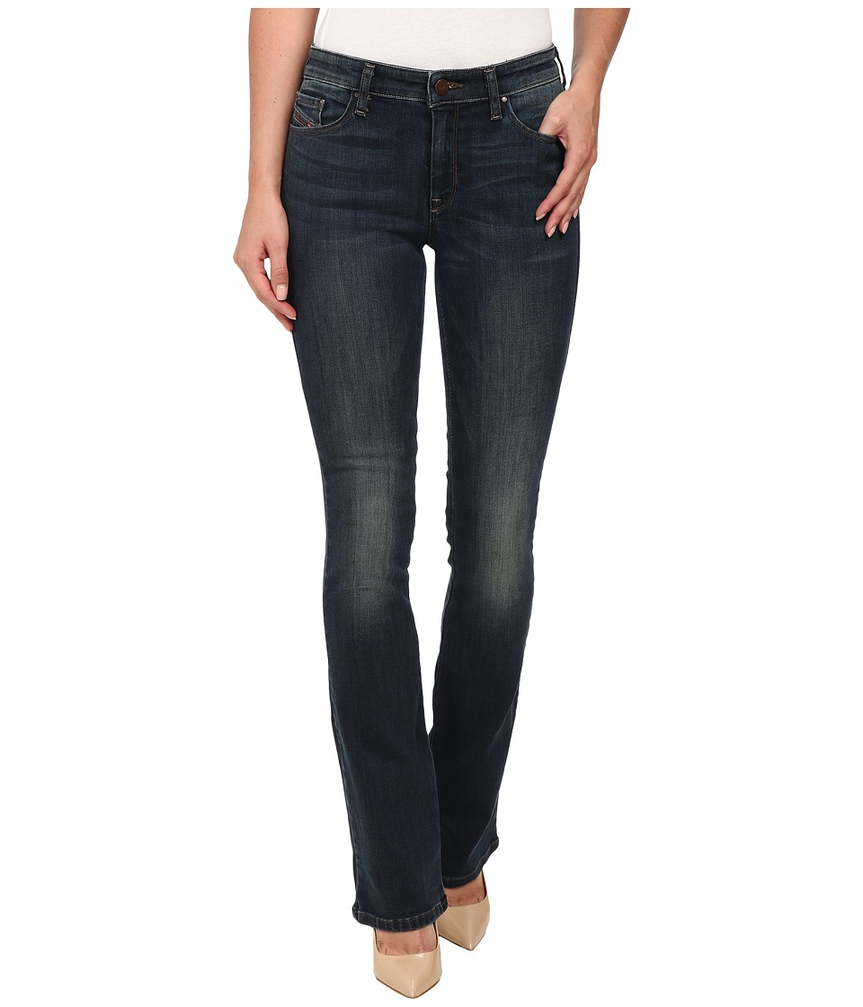 Diesel - Doris-B Bootcut 832K (Denim) Women's Casual Pants