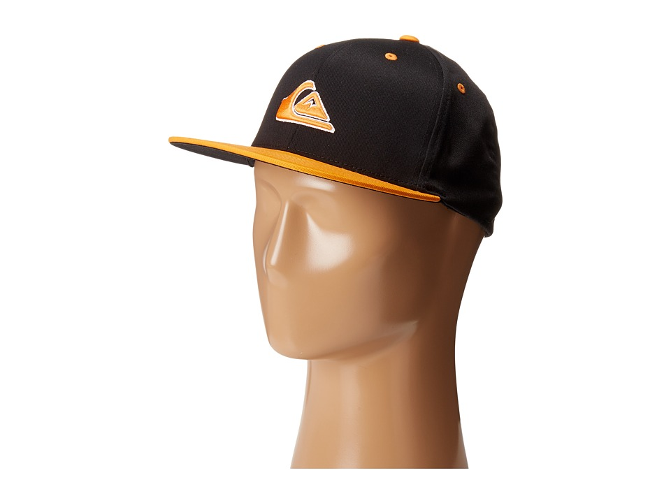 Quiksilver - Stuckles Hat (Neon Orange) Caps