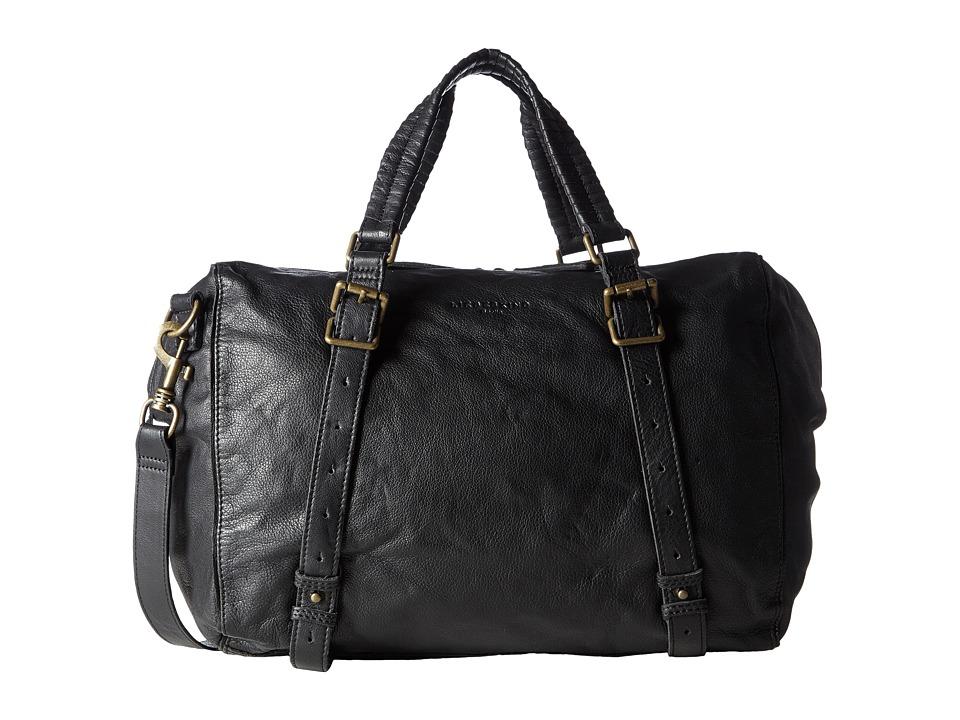 Liebeskind - Elsa (Black) Satchel Handbags