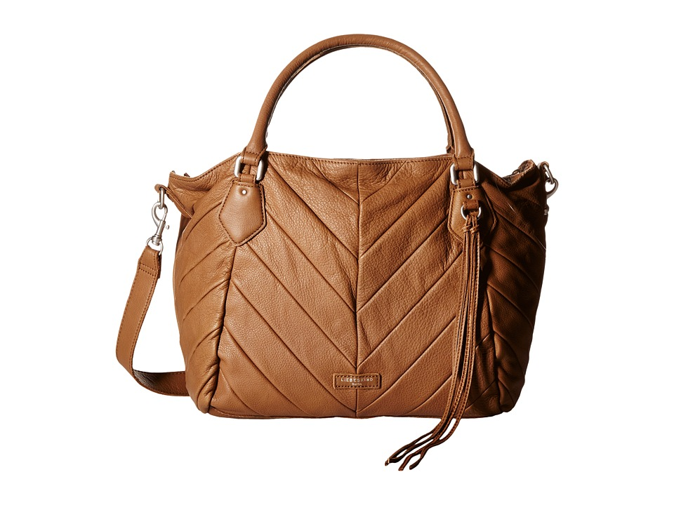 Liebeskind - Amanda (New Toffee 510) Satchel Handbags