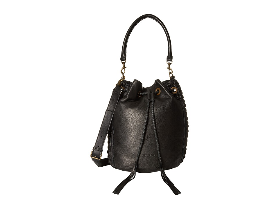 Liebeskind - Louisa (Black) Cross Body Handbags