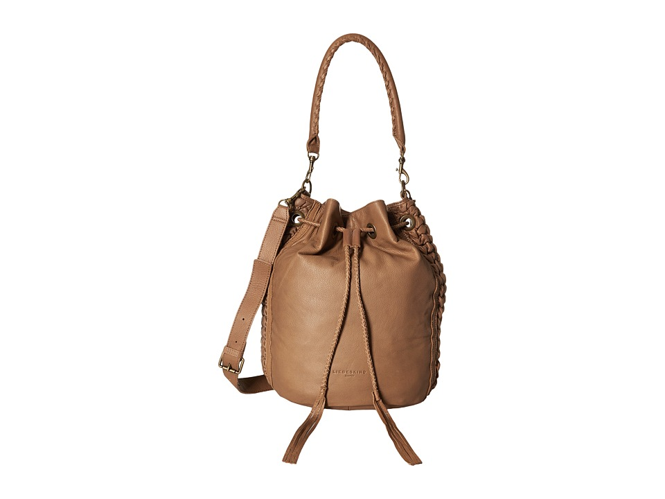 Liebeskind - Louisa (New Toffee 510) Cross Body Handbags