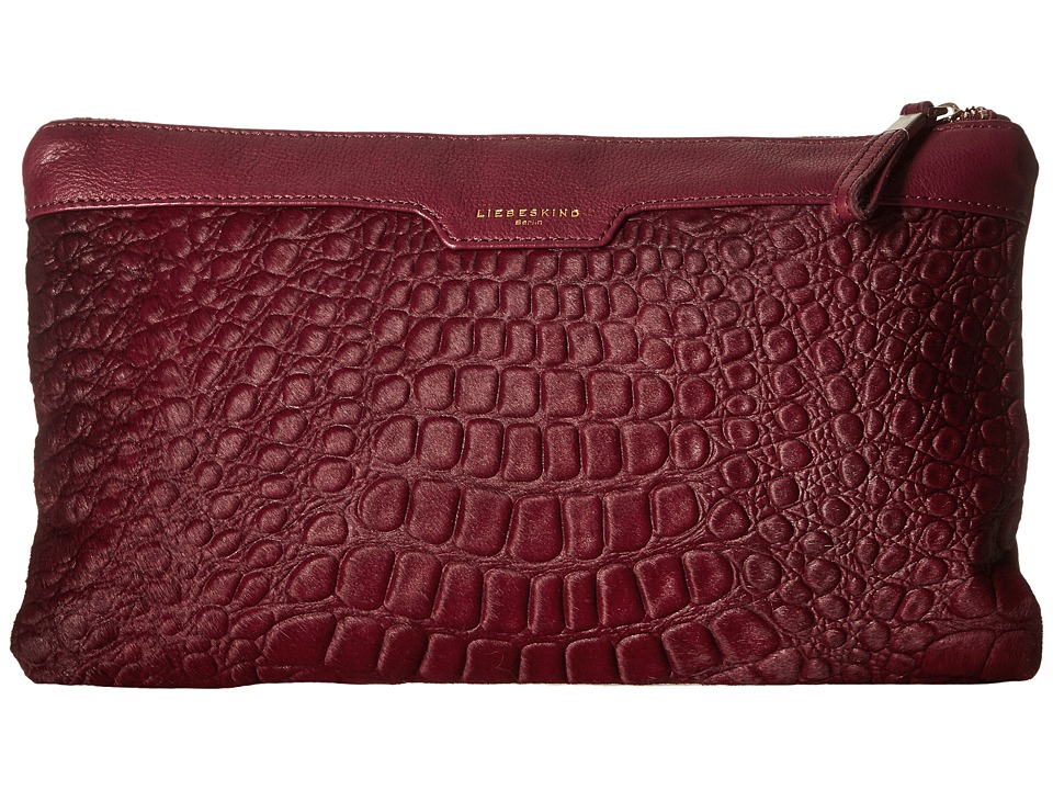 Liebeskind - Carol (Red) Clutch Handbags