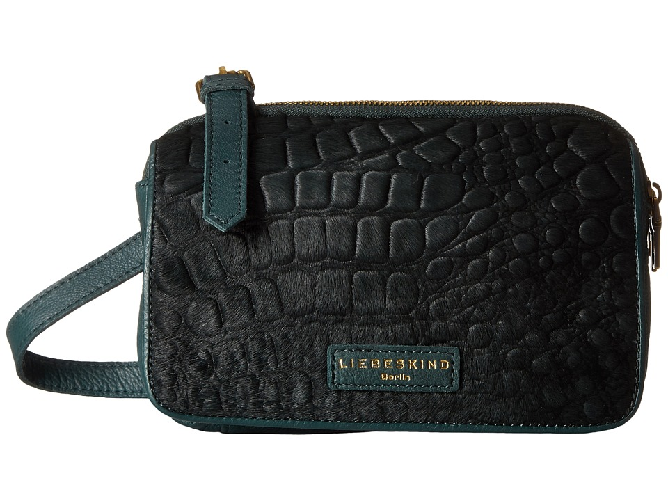 Liebeskind - Maike (Bottle Green) Cross Body Handbags
