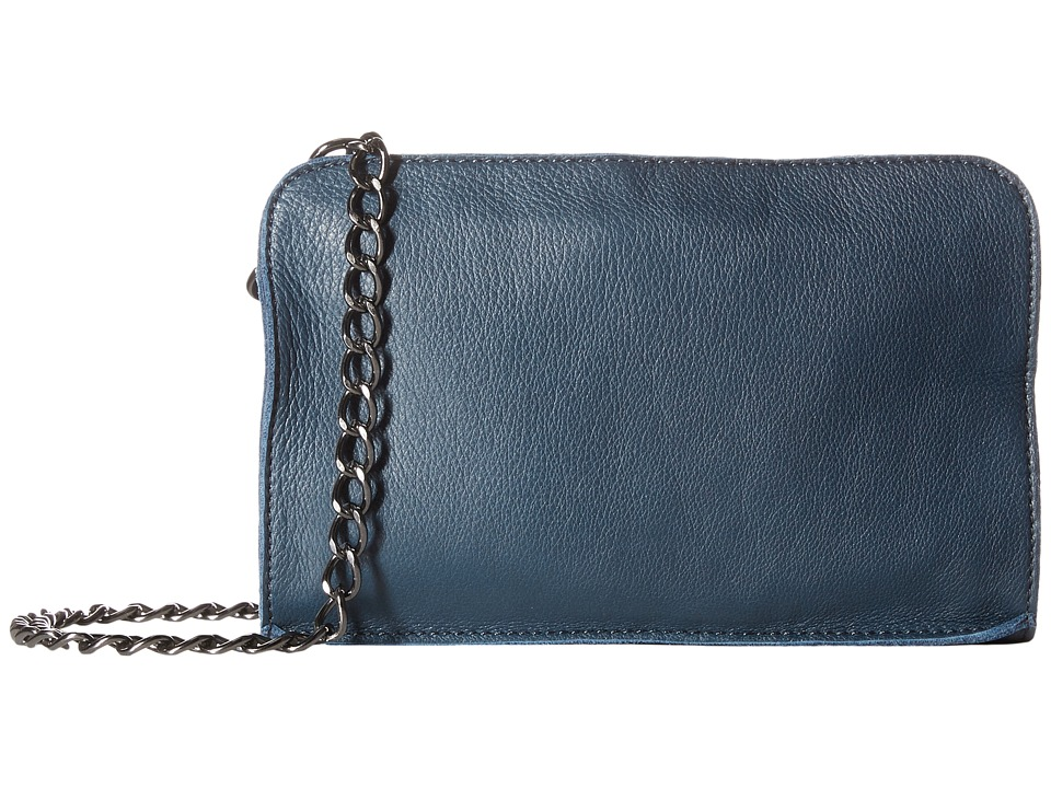 Liebeskind - Crissy S (Dark Blue) Handbags