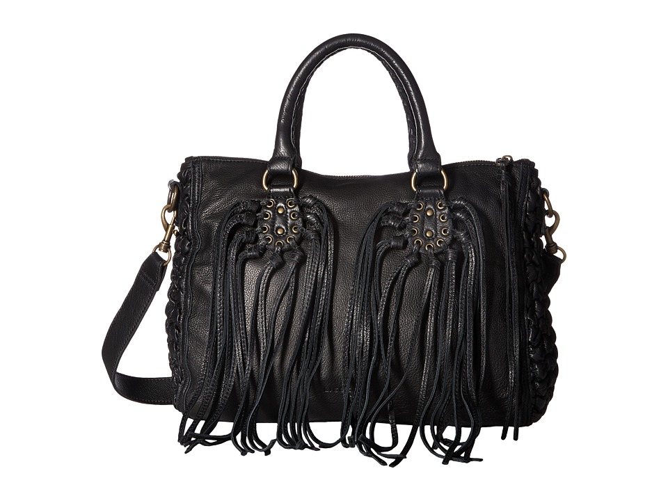 Liebeskind - Noelle (Black) Satchel Handbags
