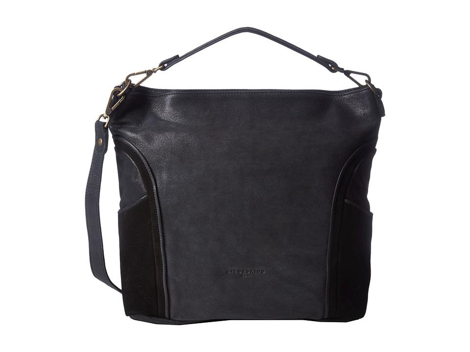 Liebeskind - Fenja B (Black) Handbags