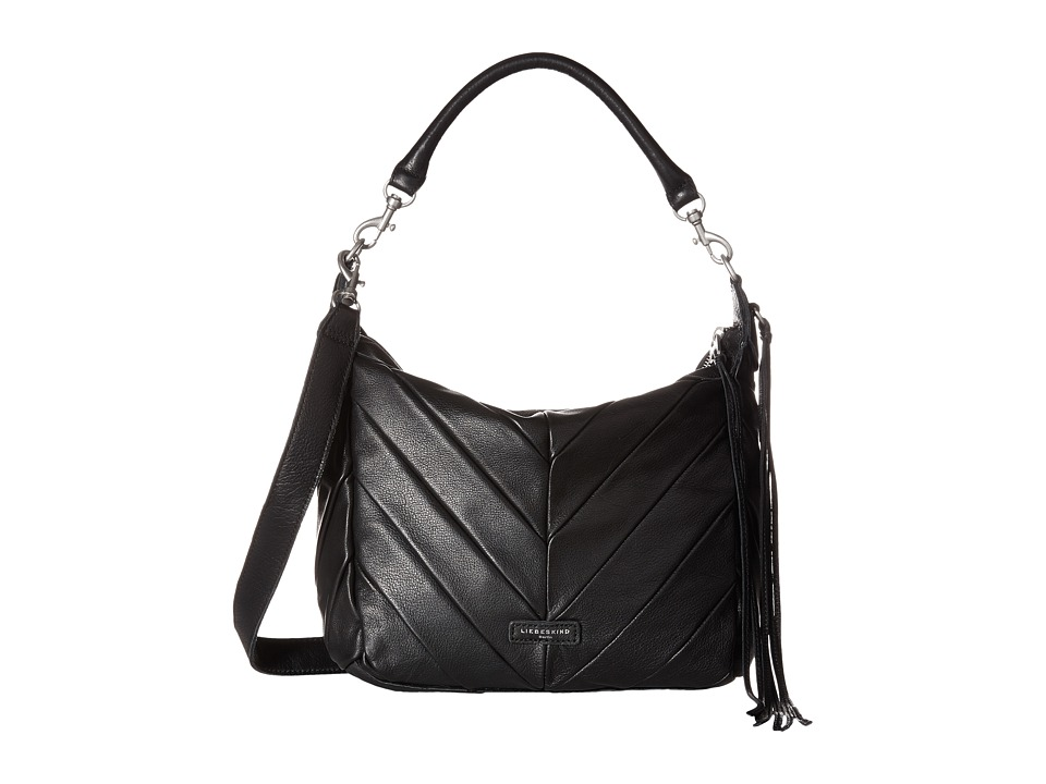 Liebeskind - Ania (Black) Cross Body Handbags