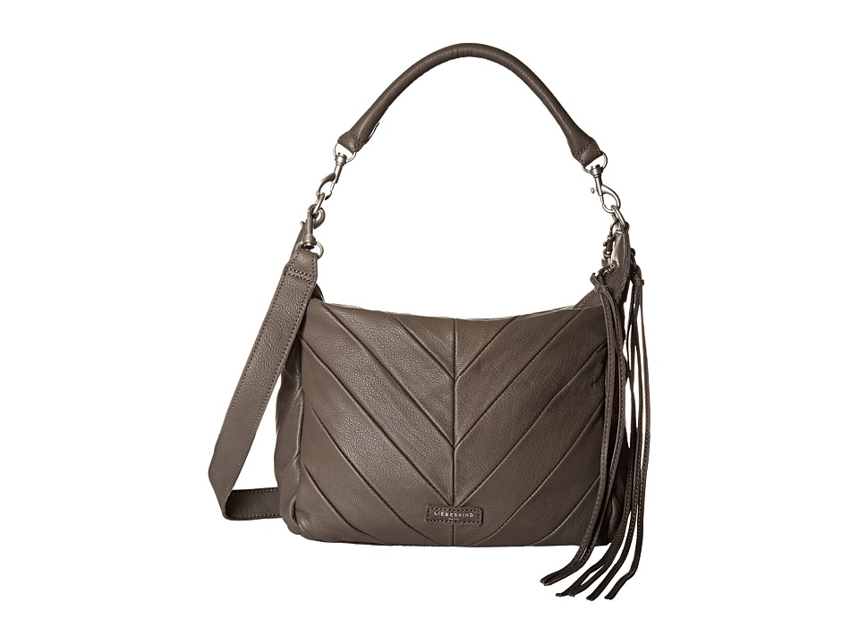 Liebeskind - Ania (French Grey) Cross Body Handbags