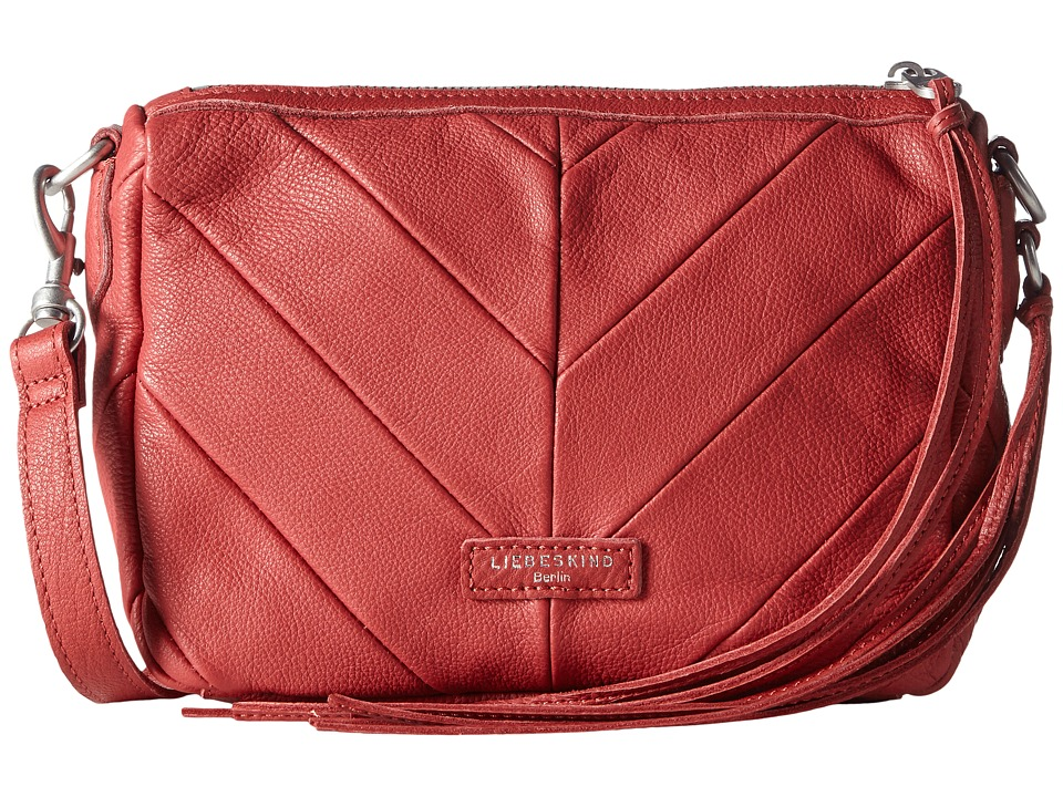 Liebeskind - Juliette (Kiss Red) Cross Body Handbags