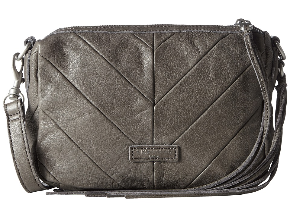 Liebeskind - Juliette (French Grey) Cross Body Handbags