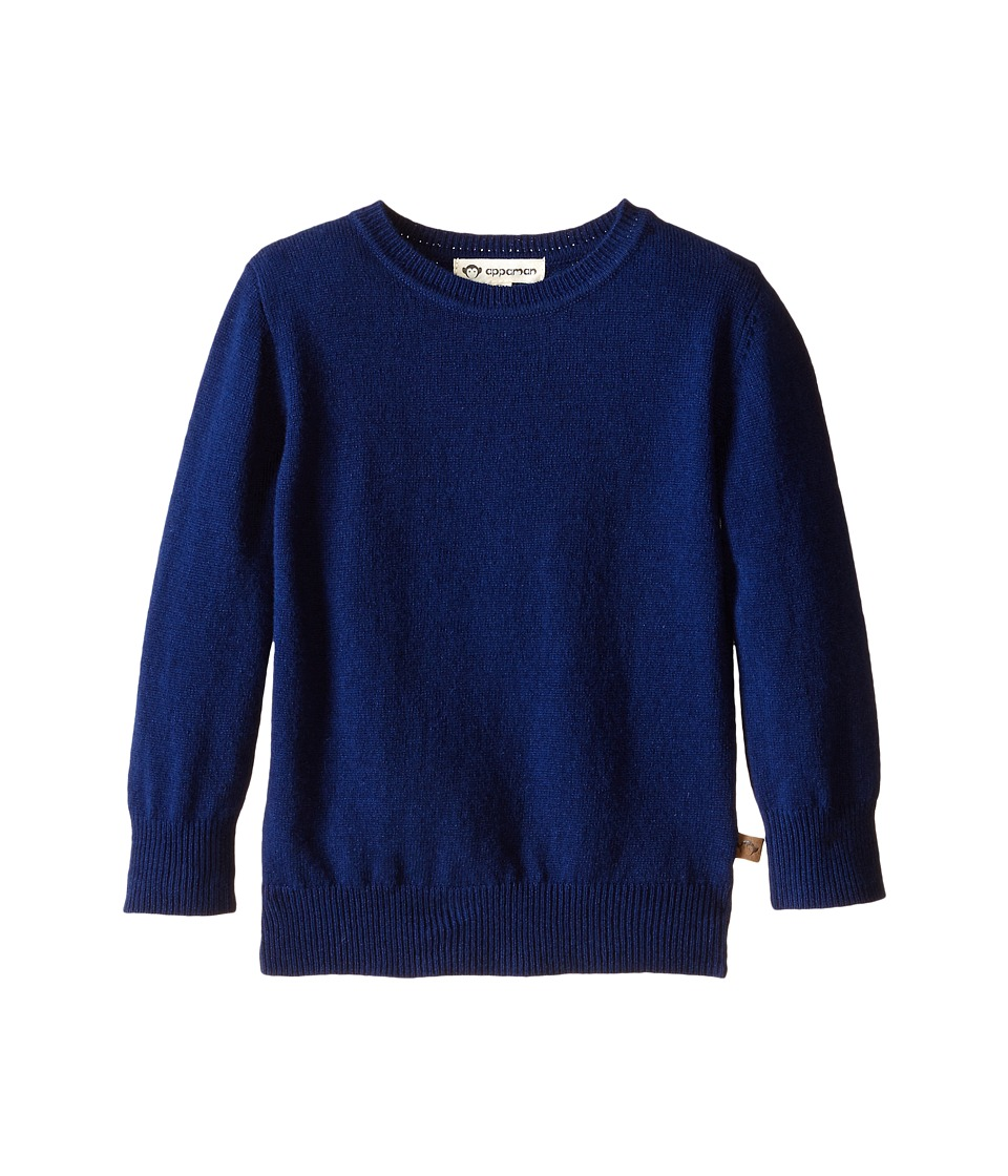 Appaman Kids - Cashmere Sweater (Toddler/Little Kids/Big Kids) (Galaxy) Boy's Sweater plus size,  plus size fashion plus size appare
