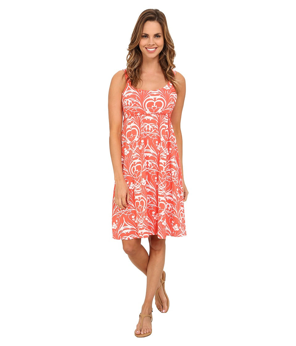 Fresh Produce - Riviera Impromptu Dress (Red Coral) Women