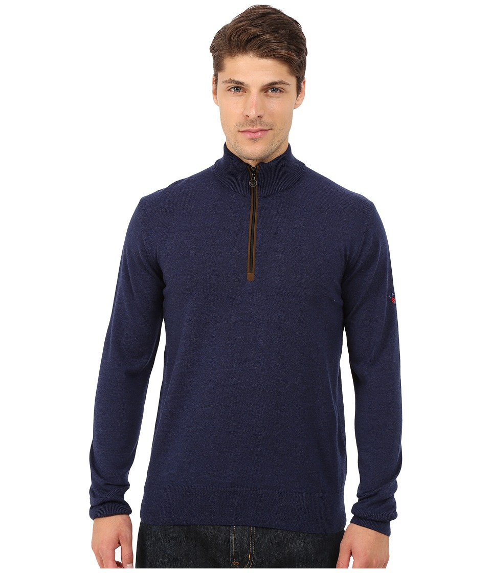 Dale of Norway - Olav Sweater (Navy Mele) Men's Sweater