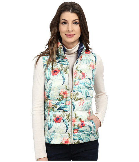 Tommy Bahama - Beachy Blossoms Vest (Silica) Women