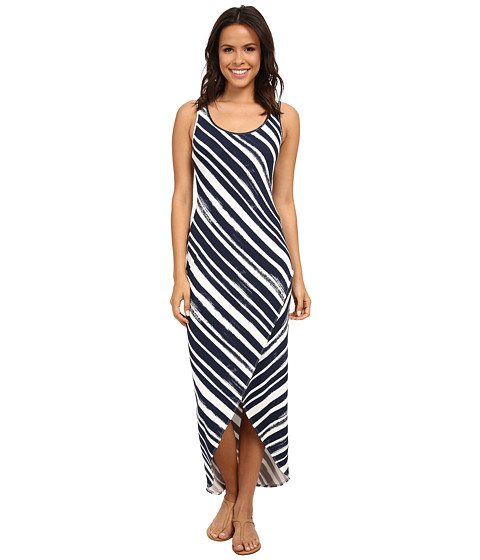 Tommy Bahama - Brushed Breaker Long Dress (Ocean Deep) Women's Dress