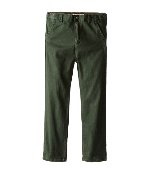 Appaman Kids - Bushwick Pants (Toddler/Little Kids/Big Kids) (Forest Night) Boy's Casual Pants