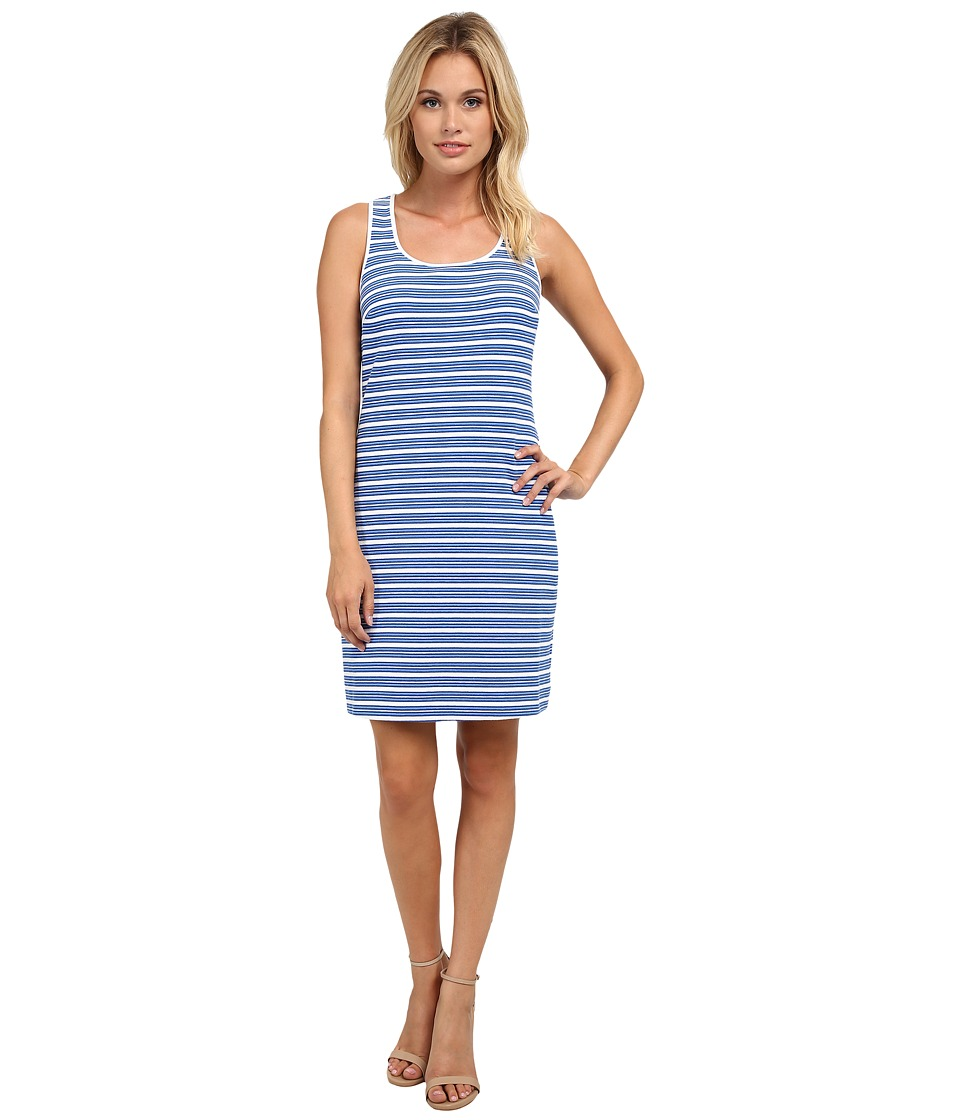 Lilly Pulitzer - Lyla Shift (Bay Blue Ottoman Stripe) Women's Dress