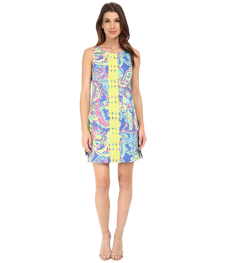 Lilly Pulitzer - Delia Shift (Multi Toucan Play) Women's Dress